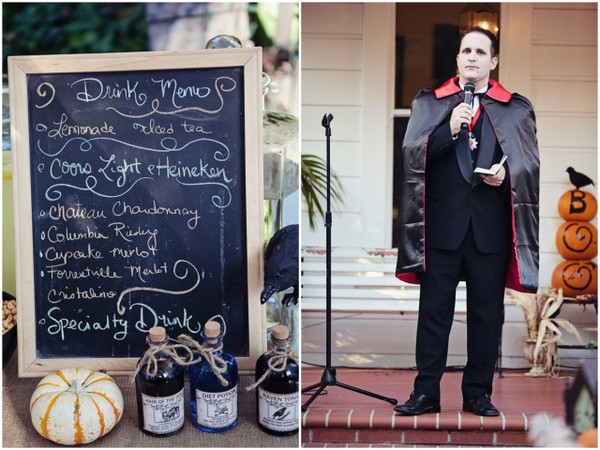 Halloween Wedding | Love Wed bliss