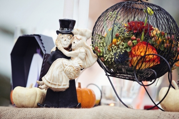 Wedding Halloween Decorations | Love Wed Bliss