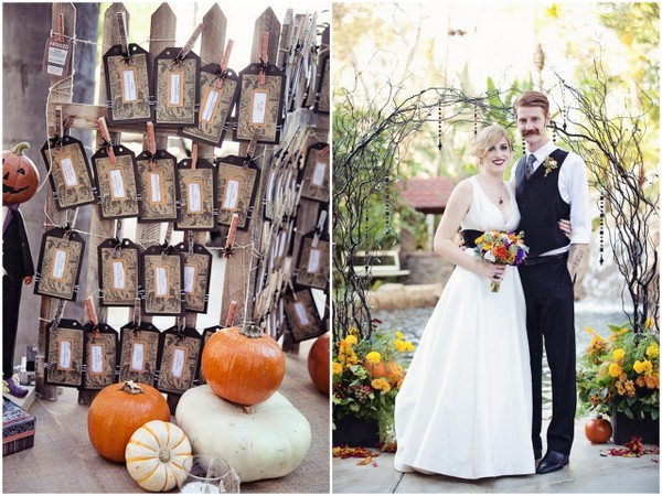 Wedding Halloween Themed | Love Wed Bliss