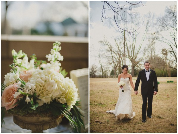 Vintage Inspired Wedding Mississippi