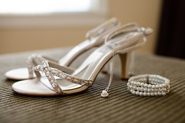 Vintage Chic Wedding Accessories