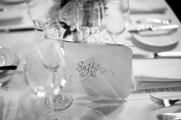 New York Wedding Place Cards