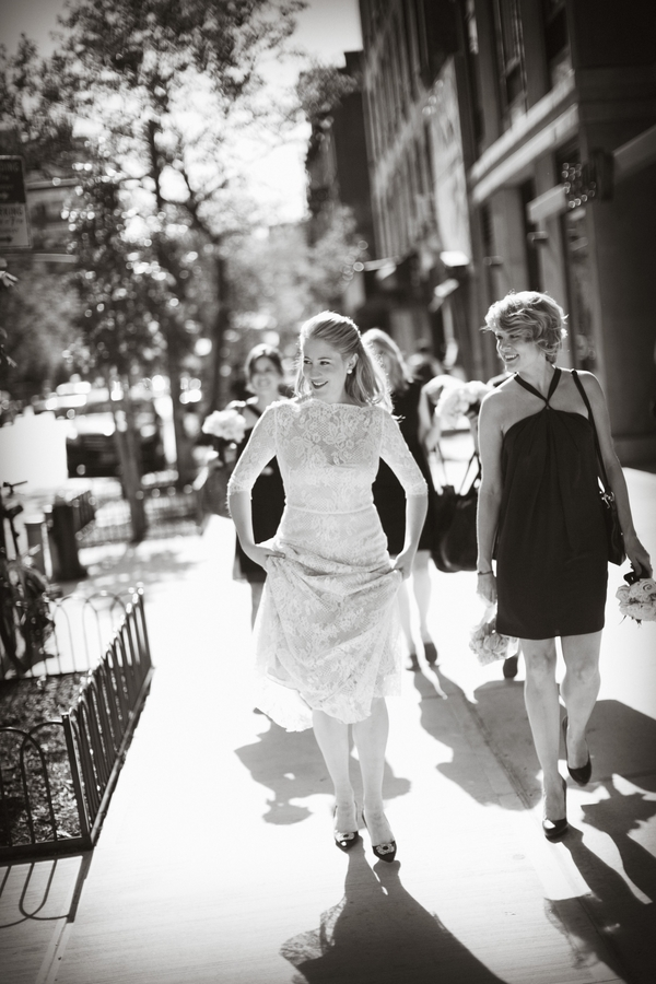 Vintage Inspired New York City Wedding