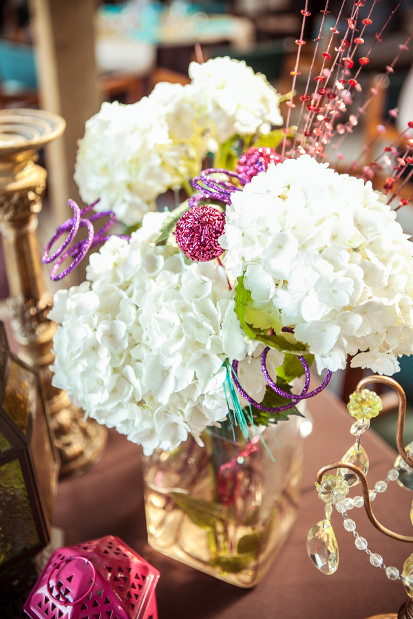 Handmade Whimsical Wedding Centerpiece | Love Wed Bliss