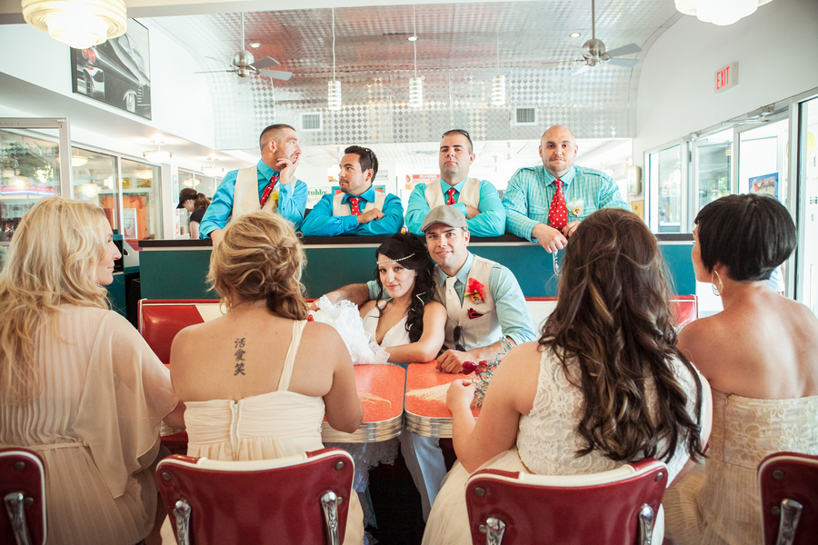 Offbeat Winnipeg Wedding Photos | Love Wed Bliss