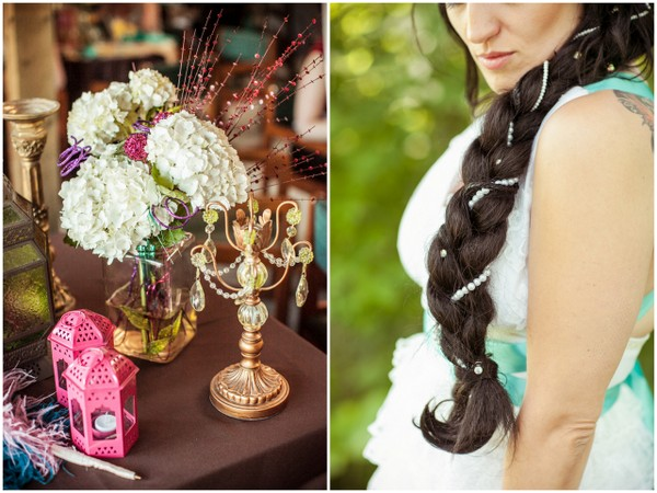 Whimsical DIY Wedding Decorations | Love Wed Bliss