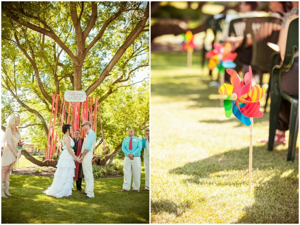 Whimsical Wedding Ceremony Winnipeg | Love Wed Bliss