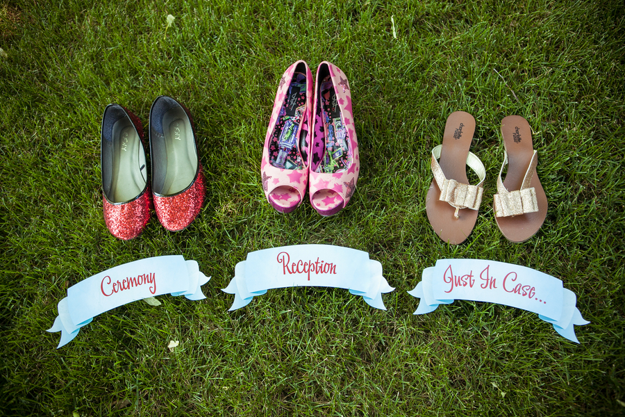 Whimsical Wedding Shoes | Love Wed Bliss