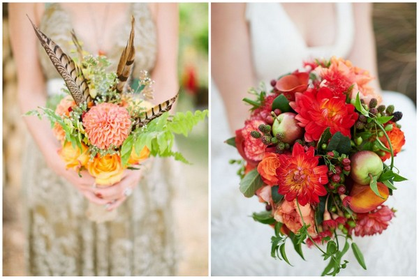 Incorporate DIY Wedding Flowers