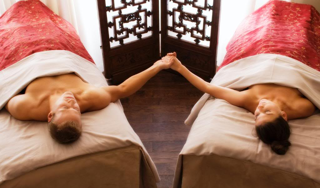 Couples Massage - Gift Idea