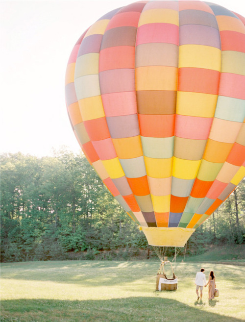 Hot Air Balloon Ride for Couples