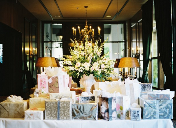 Wedding Gift Table | Love Wed Bliss