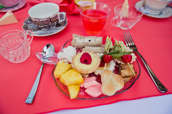 Bridal Shower Tea Party Food | Love Wed Bliss