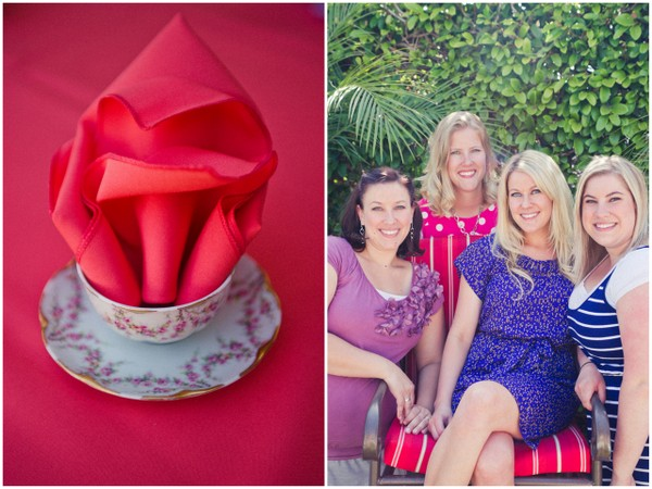 California Bridal Shower Girlfriends | Love Wed Bliss