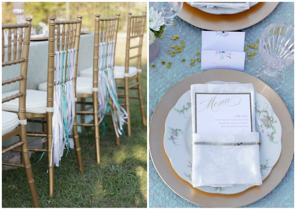 Mint Green Wedding Decor Ideas