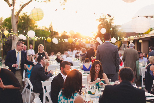Outdoor Green Wedding Ideas