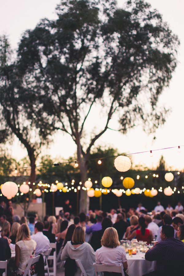 Outdoor Wedding Private Residence