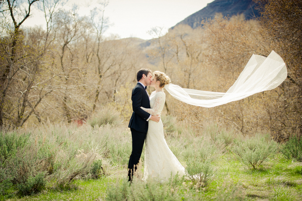 Bridal Photo Shoot Provo Canyon