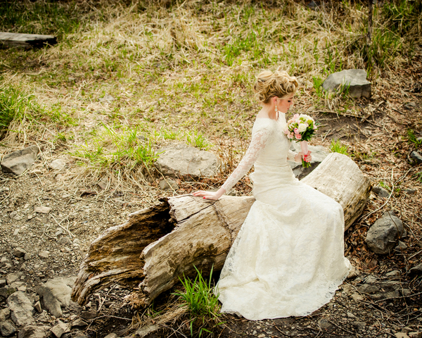 Bride In The Wilderness