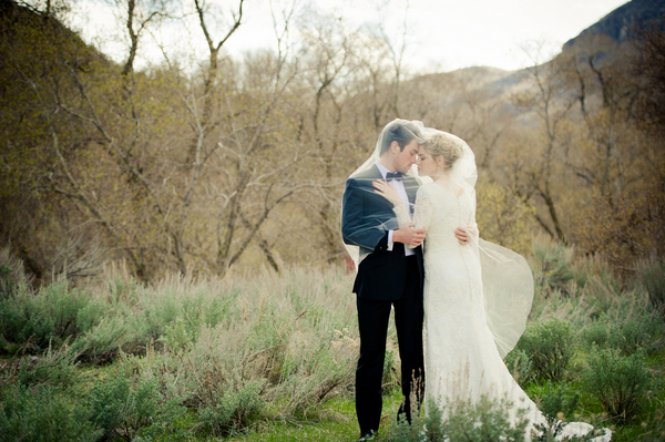 Wedding Wilderness Photo Shoot