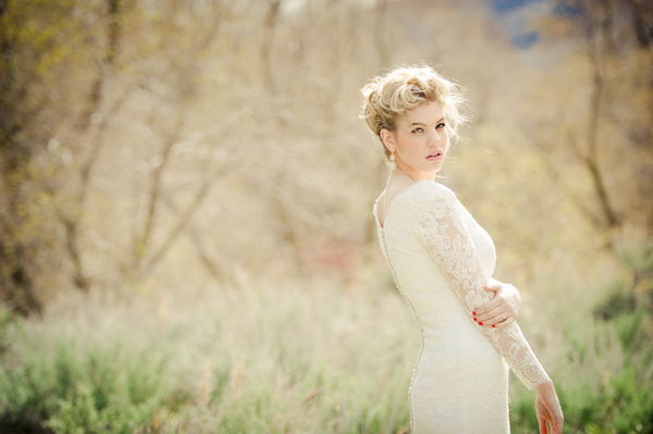 Wilderness Bridal Shoot