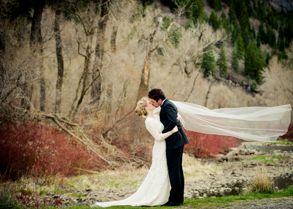 Wilderness Wedding Photo Shoot