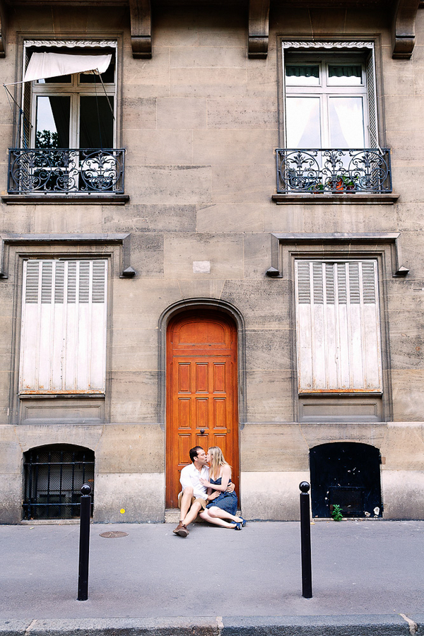 Honeymoon in Paris Photo Session | Love Wed Bliss