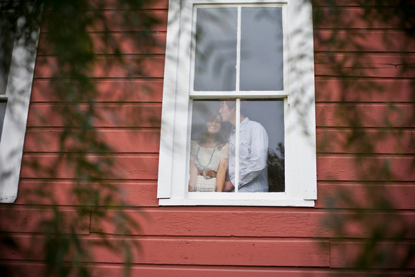 Engagement Session California Heritage Schoolhouse