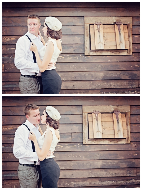 Bonnie and Clyde Engagement Session | Love Wed Bliss