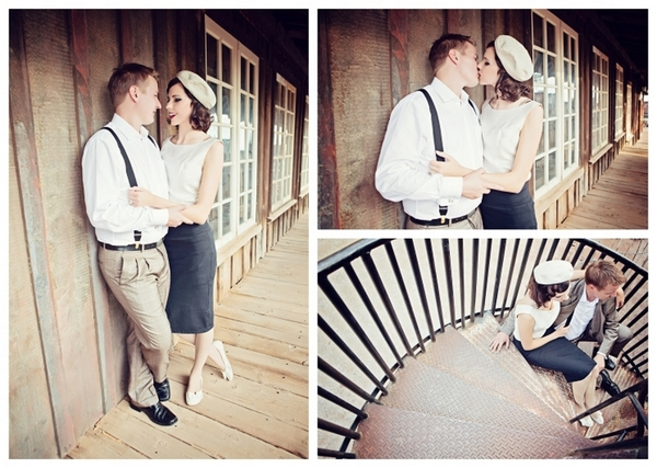 Bonnie and Clyde Engagement | Love Wed Bliss