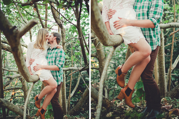 noosa engagement photography Picnic By The Sea by Trigger Happy Images