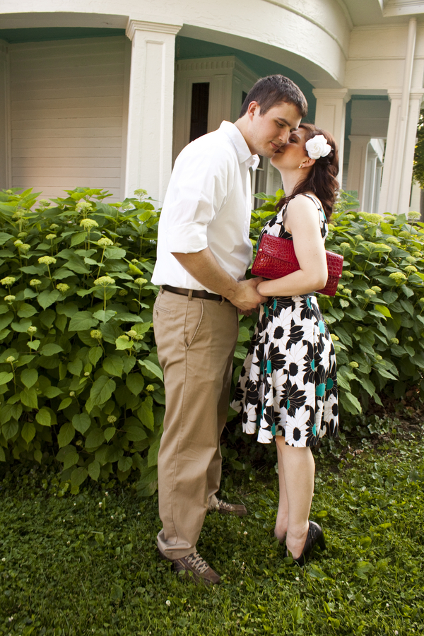 The Notebook Engagement Shoot