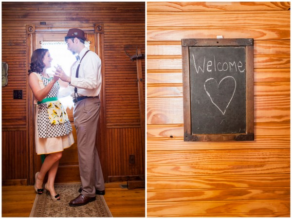 styled shoot vintage Vintage Style Love Shoot by Jessie Felix Photography