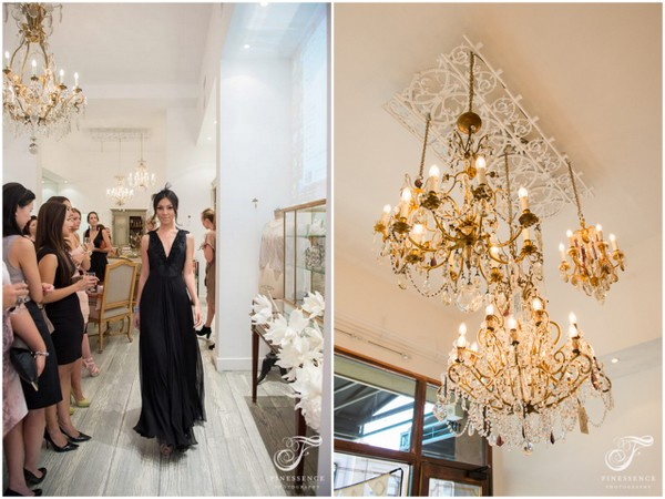 Cathleen Jia Bridal Collection Launch Party