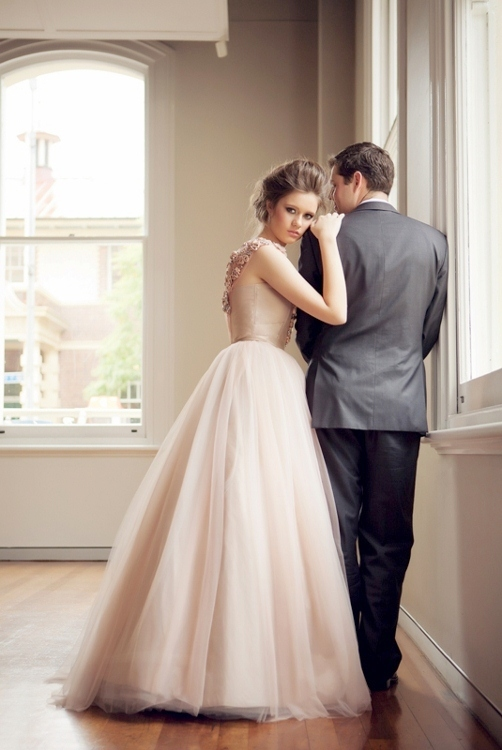 Jennifer Gifford Designs Wedding Gowns