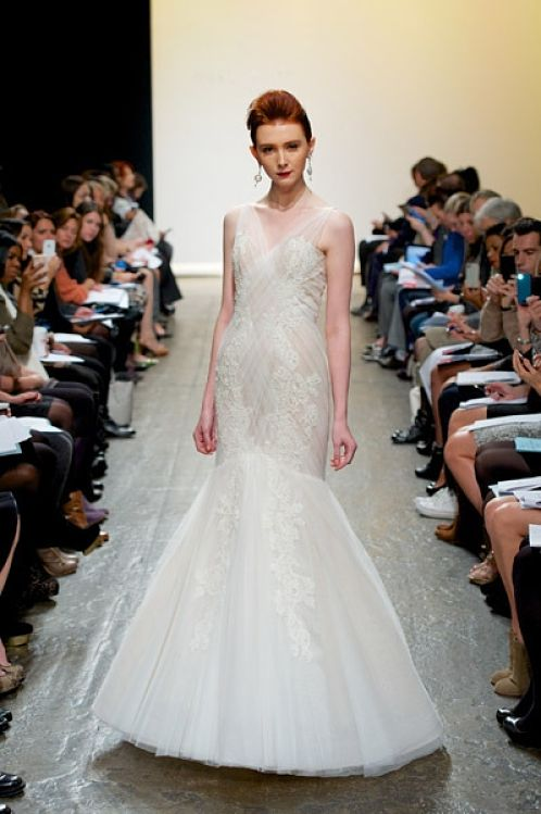 Mermaid Style Wedding Gowns To Swoon Over!