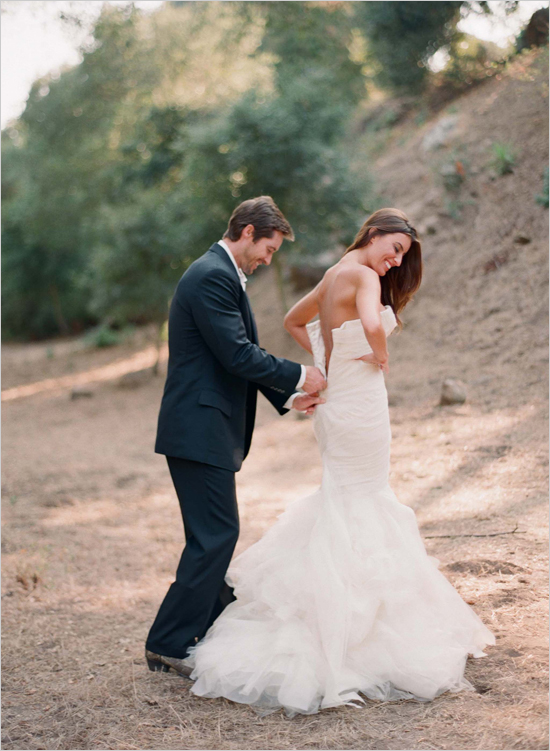 Mermaid Style Wedding Gowns Inspiration | Love Wed Bliss