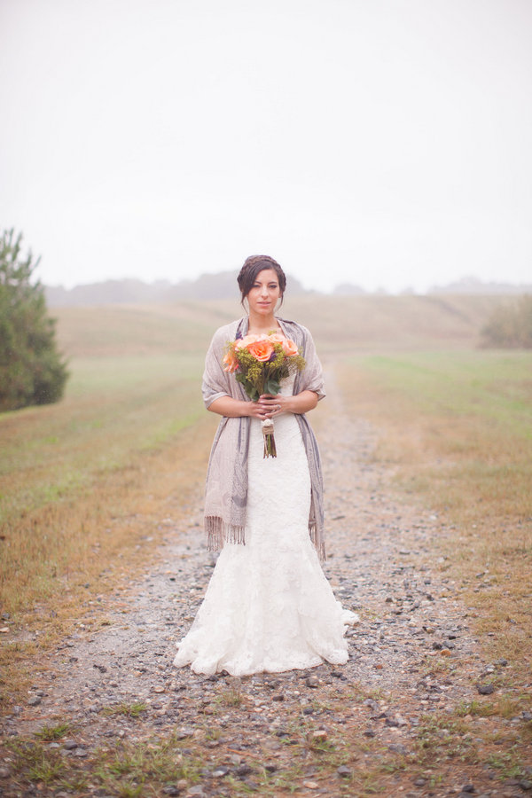 Autumn Wedding Inspiration Shoot