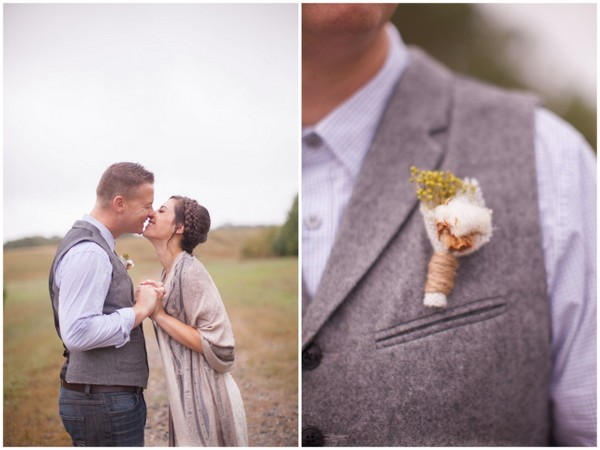 Inspiration for Autumn Wedding