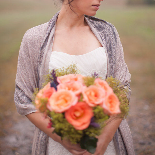 Sweet & Simple Autumn Wedding Inspiration Shoot
