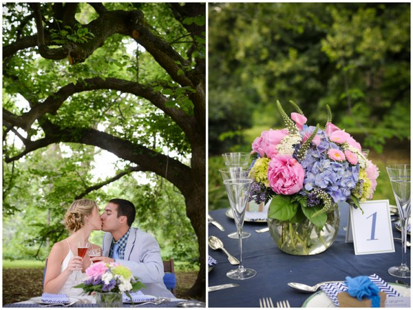 Elegant Backyard Wedding Inspiration