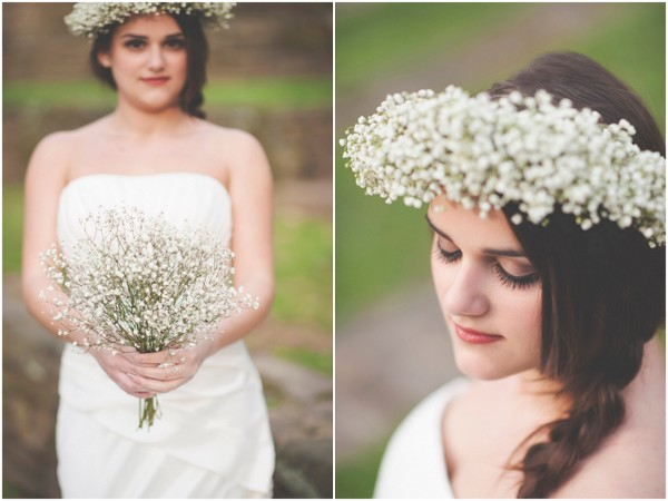 Woodland Bride Inspiration