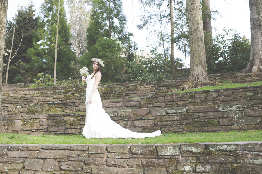 Woodlands Bride Inspiration