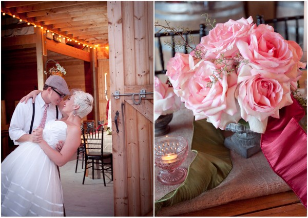 Barn Wedding Vintage Glam | Love Wed Bliss