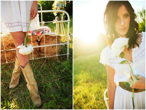 Country Theme Shoot