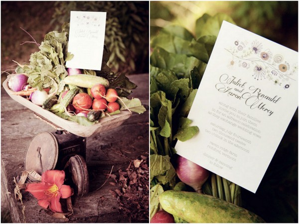 Farm to Table Wedding Ideas | Love Wed Bliss