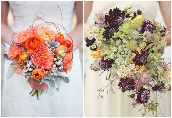 rustic wedding bouquets examples How to Plan a Rustic Wedding