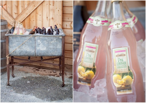 Pink Lemonade for Rustic Wedding | Love Wed Bliss