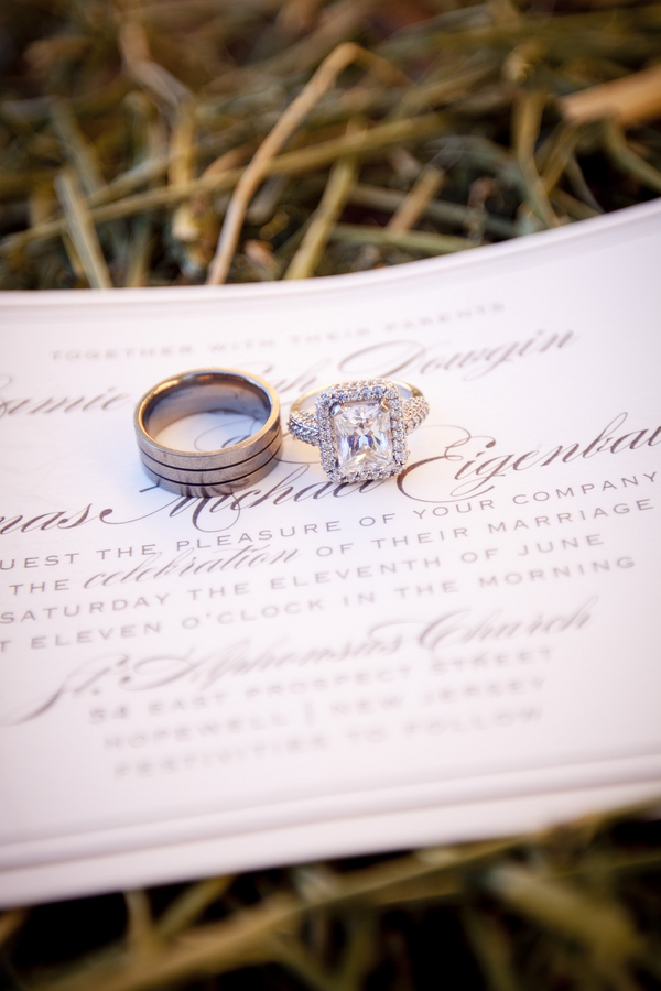 Vintage Glam Wedding Rings | Love Wed Bliss