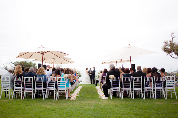 Beachside Summer Wedding